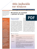 Hepatitis Por Toxicos