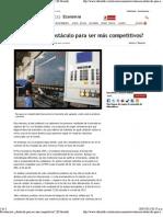 2012 0519 Lombana Revaluación ¿Obstáculo para ser más competitivo?
