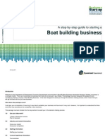 Boat Building Business