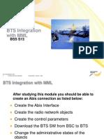VIP _BTS Integration With MML