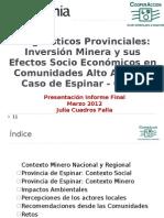 Cusco - ESPINAR