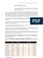 Dividend Payout, IPOs and Bearish Market Trend - 200512