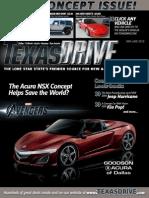 Texas Drive Magazine May-June 2012