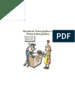 Glosarios de Termos Juridicos e Termos Latinos