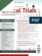 ACI Clinical Trials 2012