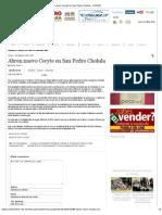 18-05-2012 Abren Nuevo Cecyte en San Pedro Cholula - pueblaonline.com.Mx