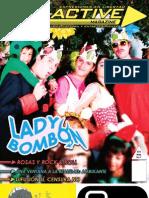 Proactive Magazine - No1 Lady Bombon