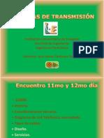 PRESENTACIÓN SISTEMAS DE TRANSMISIÓN 11mo y 12mo ENCUENTRO