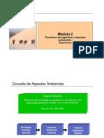 Aspecto e Impacto Ambiental - MODULO2