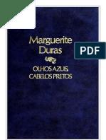 Marguerite Duras - Olhos Azuis Cabelos Pretos
