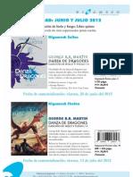 0612 Boletín Danza de dragones