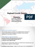 Regions Growth