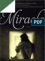 Miracle by Elizabeth Scott - Extended Excerpt