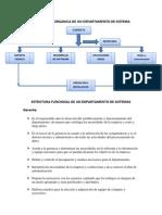 Estructura Organica de Un Depart Amen To de Sistem1