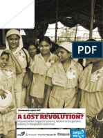 A lost revolution?