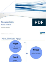 20120227_Sustainability - Standards_Santosh Jayaram