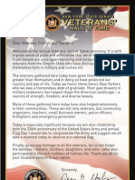 54 p. Veterans Hall of Fame 2012