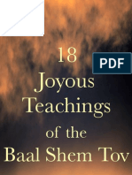 Eighteen Joyous Teachings