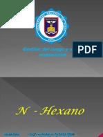 n - Hexano