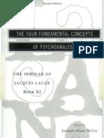 Lacan, Jacques - Seminar XI