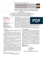 vibrational spectroscopic signature of N-(Methyl) phthalimide