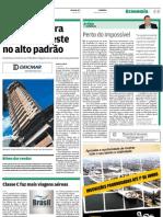 Incorporadora Santista investe no alto padrão