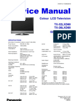 Panasonic_TX26_32LXD60_LCD_Tv_SM