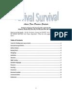 Arrival Survival