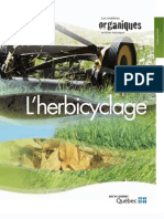 Herbicyclage