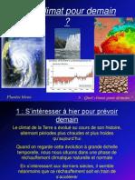 Quel Climat Pour Demain 2006