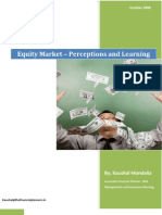 Equity Market Redefined_Perception