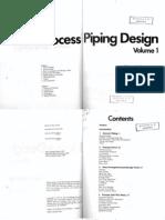 Process Piping Design-i