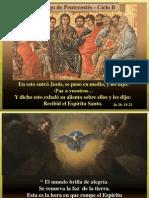 Domingo de Pentecostés. Ciclo B