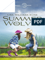 Summer of the Wolves by Lisa Williams Kline