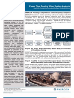 CWA §316(b) Compliance - Power Plant Cooling Water System AnalysisFeasibility Evaluations, Conceptual Designs, Site Modifications