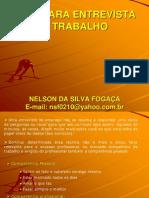 98-Dicas de entrevista de seleção - Nelson da Silva Fogaça