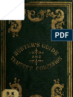 The Hunters Guide and Trappers Companion 1869
