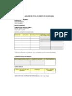 1- Formulário em branco