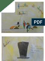 Eb1 sobral Uma familia de chapeus 1º ano ilustração