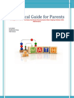 A Practical Guide for Parents - Strategies for  Mathematics