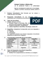 Inmunología Celular y Molecular 1