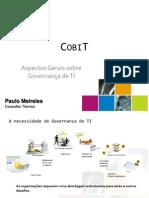 Apresentação de CobiT
