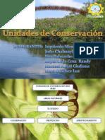 Unidad de Conservacion...Ecolo