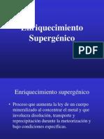 Enriquecimiento Supergeno