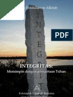 Bahan PA Integritas