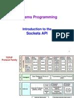 SP Lec2 Sockets API