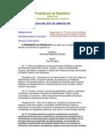 lei 8.666 de 1993 - Licitações