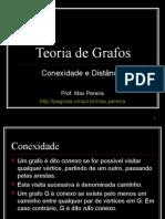 Teoria de Grafos Conexidade Excentricidade TG04