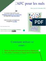 Analyse Factorielle Des Correspondances-AFC