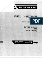 Fuel Injection Pump #73112988